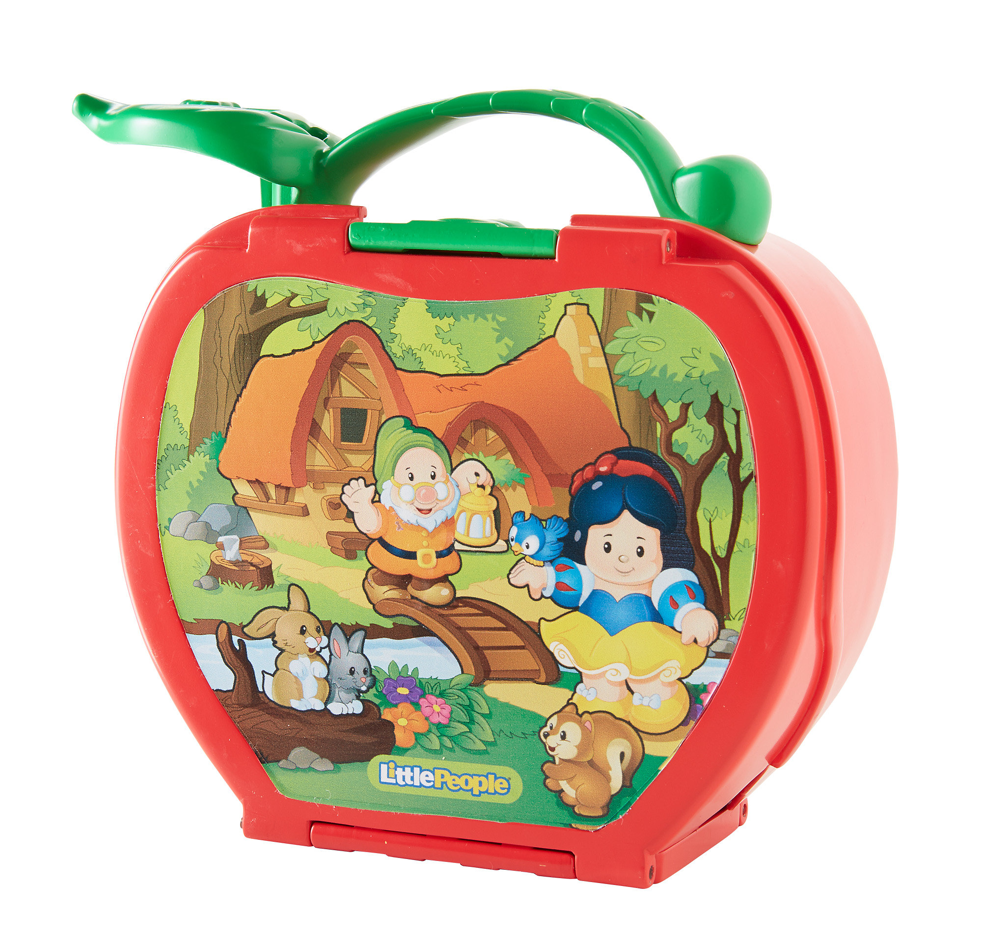 Disney Princess Snow White's Fold 'N Go Apple By Little People