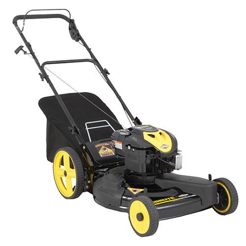 Brute 22 Self Propelled Lawn Mower Walmart Com