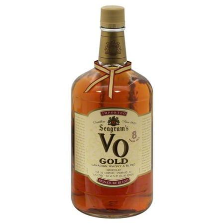 Seagrams Seagram Vo Gold Whiskey 1.75l