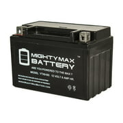YTX9-BS Replacement for 1994-1996 Suzuki RF600R Motorcycle Battery