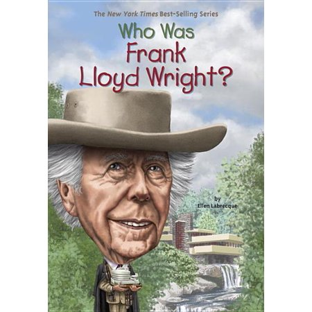 Who Was Frank Lloyd Wright? Frank Schaffer Reading