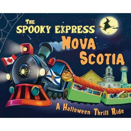 Spooky Express Nova Scotia, The](Nova Orleans Halloween)