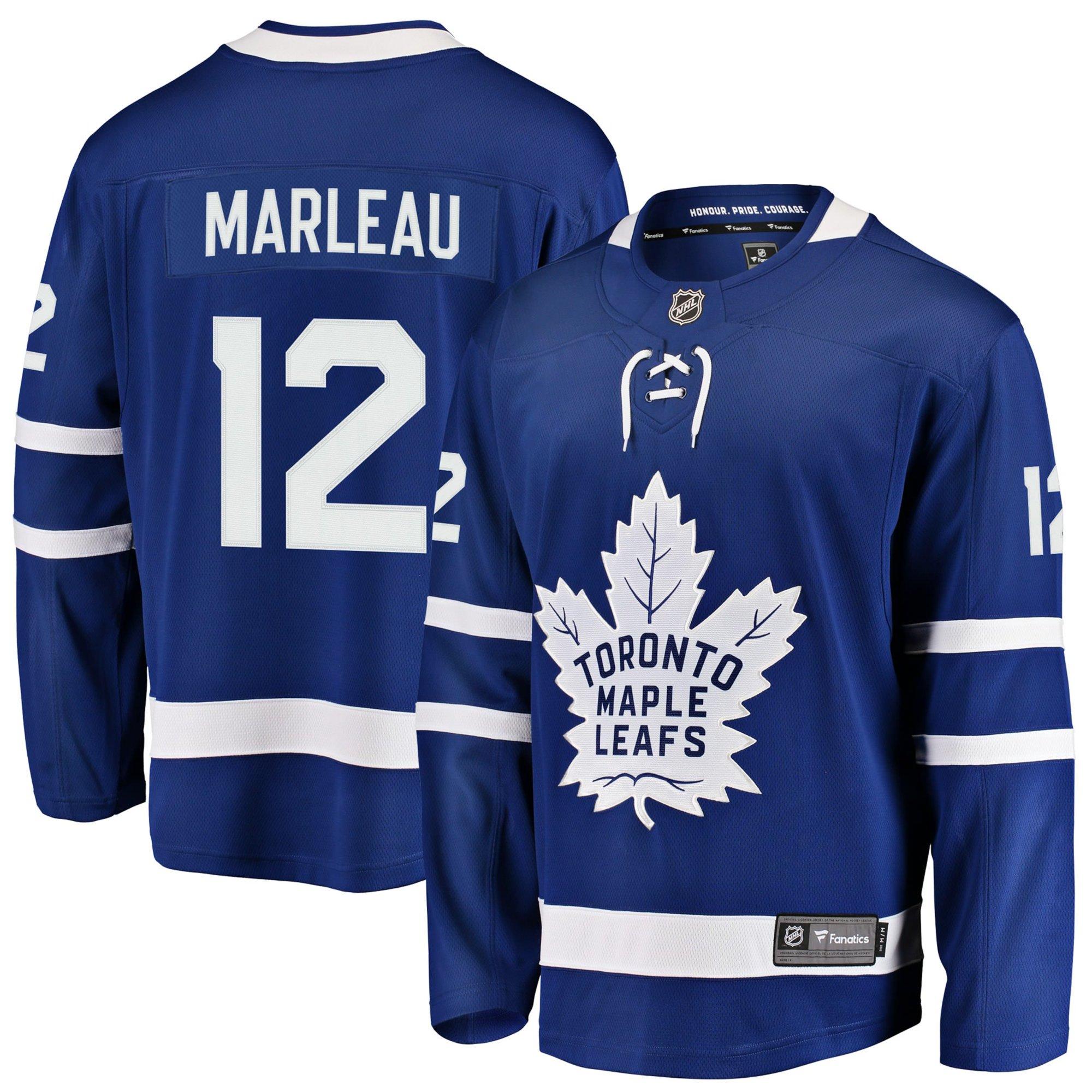 official photos 0129f 4b177 Patrick Marleau Toronto Maple Leafs NHL Fanatics Breakaway ...