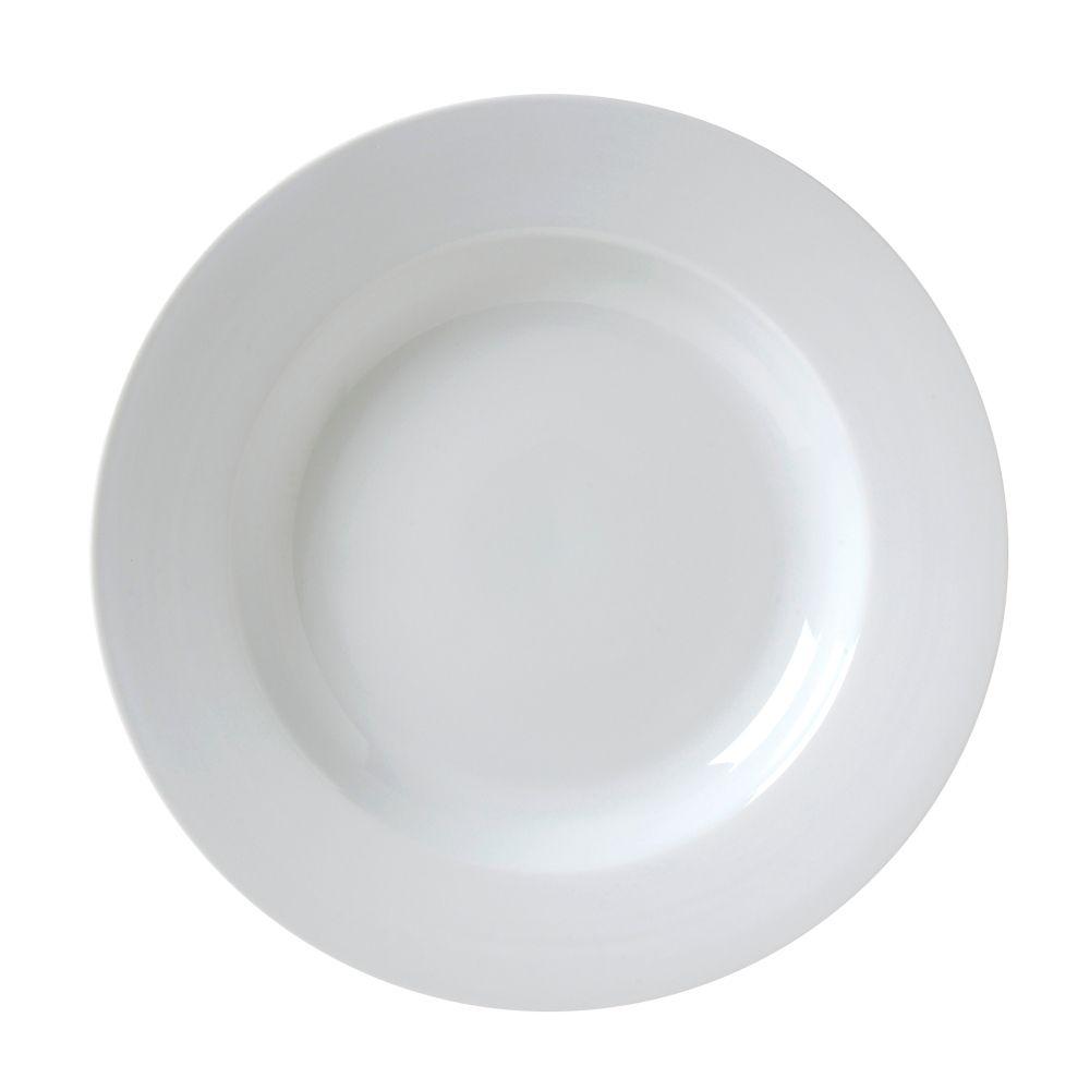 Vertex China CAT-23 Market Buffet 18 Oz. Pasta Bowl 12   CS by Vertex China
