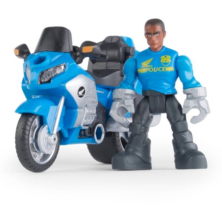 Tomy Horse Honda Goldwing Hero Vehicle