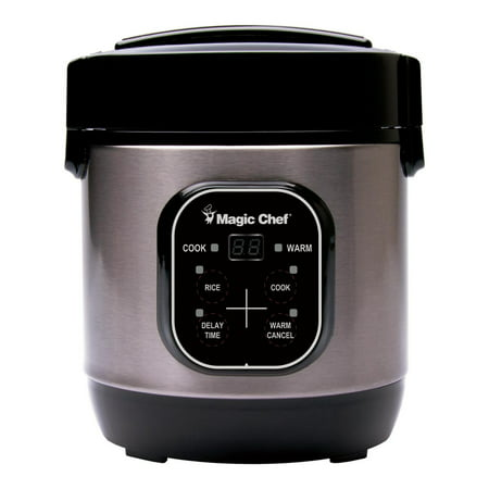 3 cup Rice Cooker Stainless