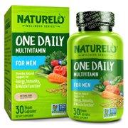 Best Multivitamins For Men - One Daily Multivitamin for Men - 30 Capsules Review