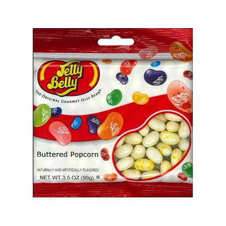 Jelly Belly Jb Buttered Popcorn 3.5oz