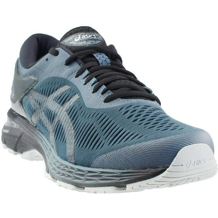 best loved 2f050 a7019 Asics 1011A019-020: Mens Gel-Kayano 25 Ironclad/Black Running Sneakers