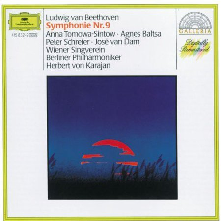 Symphony 9 (1977 Recording) (CD)