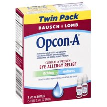 Eye Drops: Bausch + Lomb Opcon-A