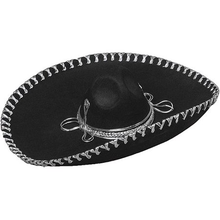 b1ae4437737 Oversized Brim Sombrero Adult Halloween Accessory - Hard Hat Sombrero
