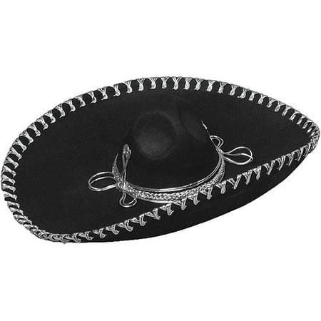 Oversized Brim Sombrero Adult Halloween Accessory - Custom Sombrero