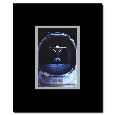 Star Trek TV Series 25Th Anniversary Framed Movie Poster