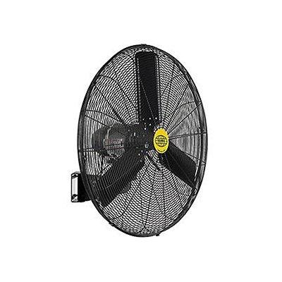 Global Industrial outdoor oscillating wall mounted fan, 3...