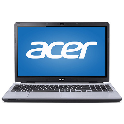 "Refurbished Acer Silver 15.6"" V3-572P-51BA Laptop PC with Intel Core i5-4210U Processor, 8GB Memory, touch screen, 1TB Hard Drive and Windows 8.1 (Eligible for Free Windows 10 Upgrade)"