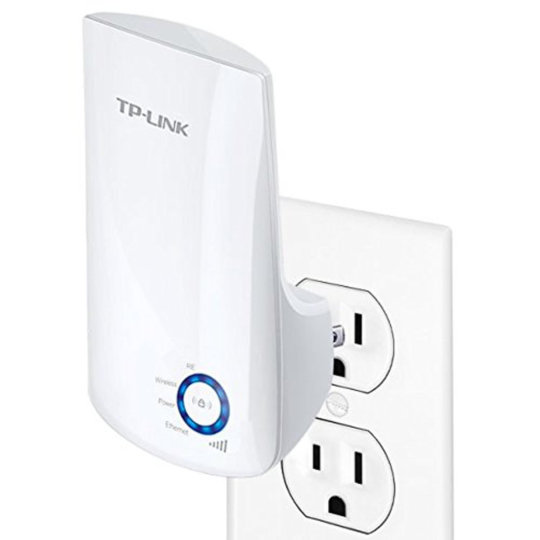 TP-Link N300 Wireless WiFi Range Extender, Booster (TL-WA850RE)