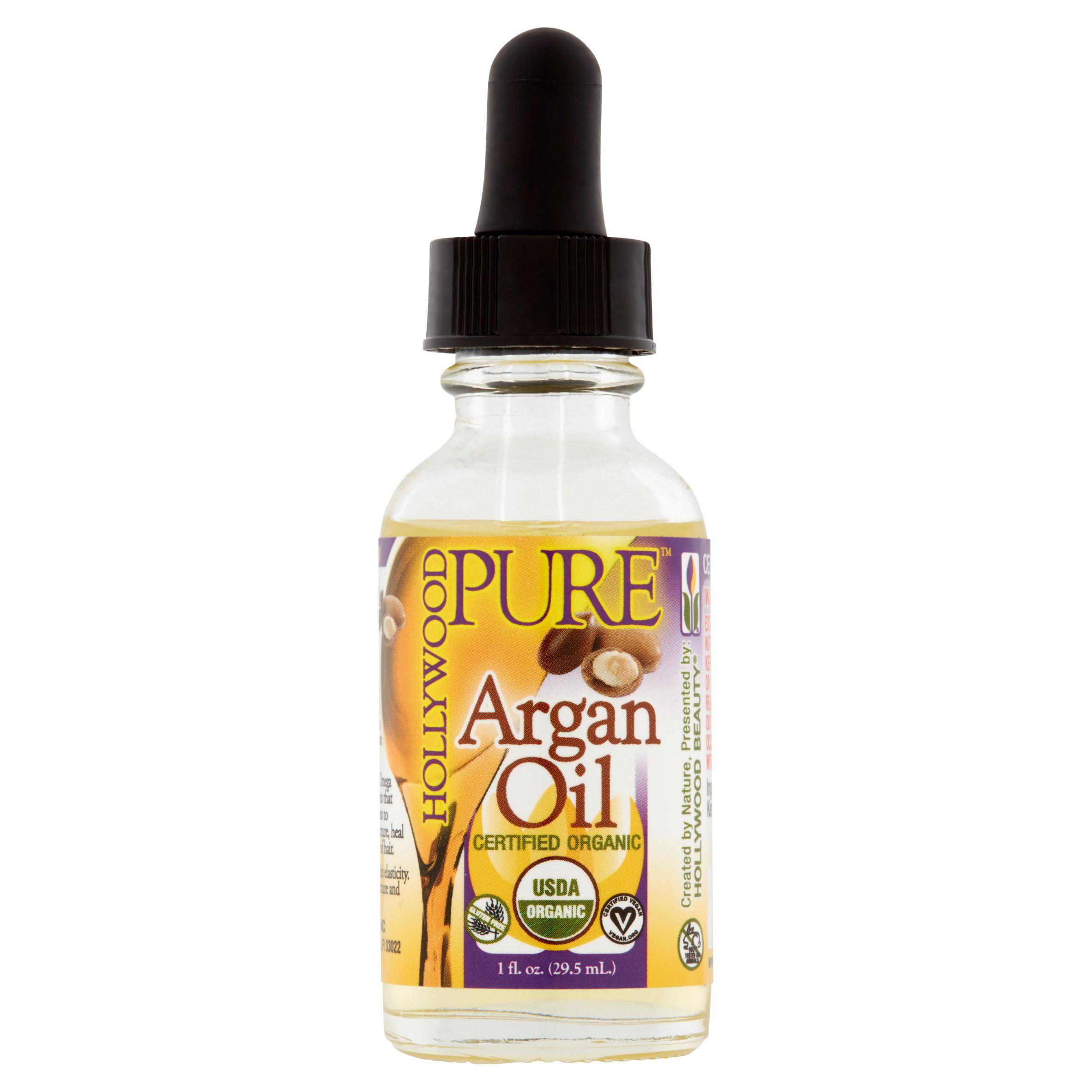 Hollywood Pure Argan Oil, 1 fl oz