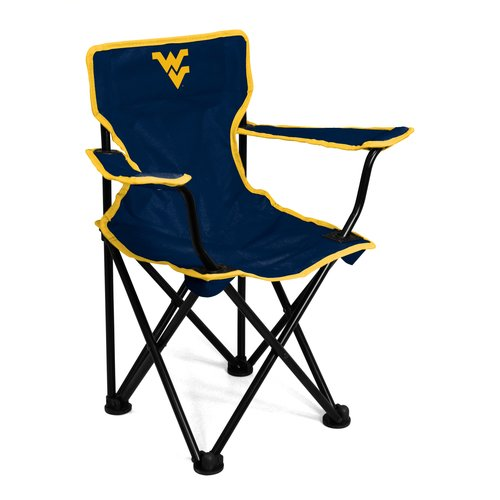 Logo Chair NCAA West Virginia Toddler Chair