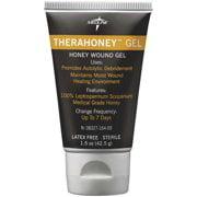 TheraHoney Honey Wound Gel 1.5 Ounce Tube