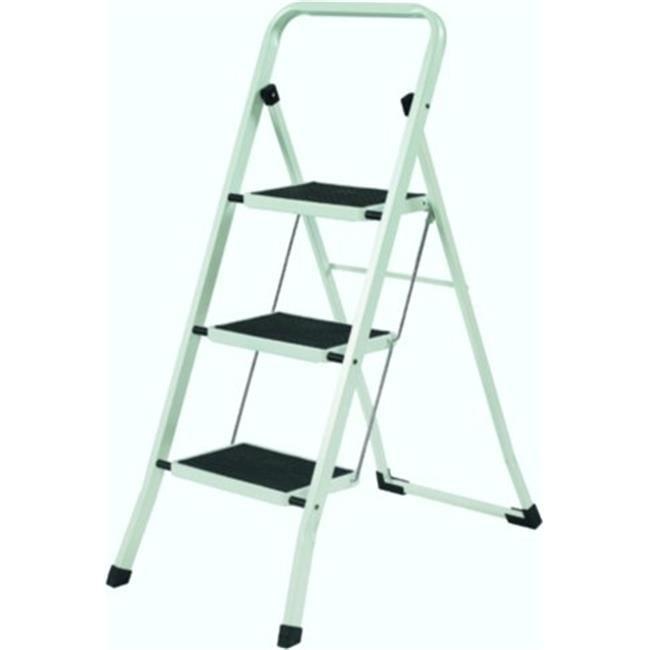 Ybmhome 1624 12 3 Step Folding Lightweight Step Ladder
