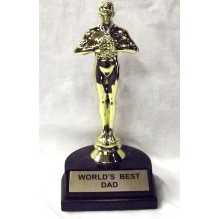 World's Best Dad Trophy-7 by (Dad's Trophy)