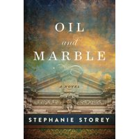 Oil and Marble : A Novel of Leonardo and Michelangelo