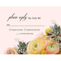 Bouquet Standard RSVP