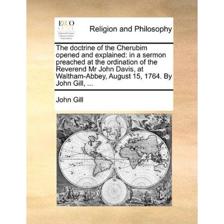 The Doctrine Of The Cherubim Opened And Explained