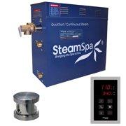 SteamSpa OAT450 Oasis 4.5 Kw Quickstart Acu-Steam Bath Generator Package