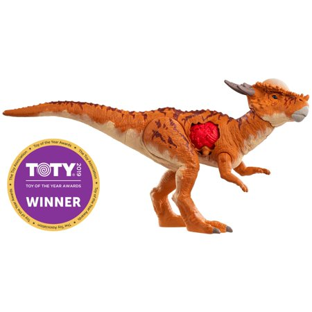 "Jurassic World Battle Damage Stygimoloch ""Stiggy"" Dinosaur Figure"