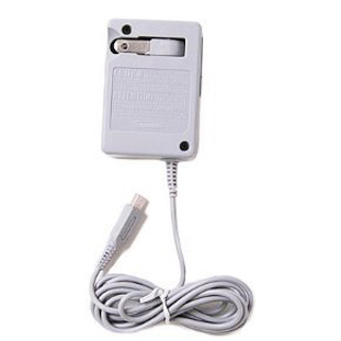 3DS / 3DS XL / 3DS / 2DS / DSi XL / DSi AC Power Adapter Charger