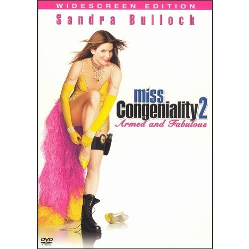 Miss Congeniality 2: Armed & Fabulous (Widescreen)