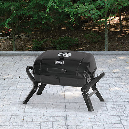 """Backyard Grill Deluxe Portable 15.75"""" Charcoal Grill"""