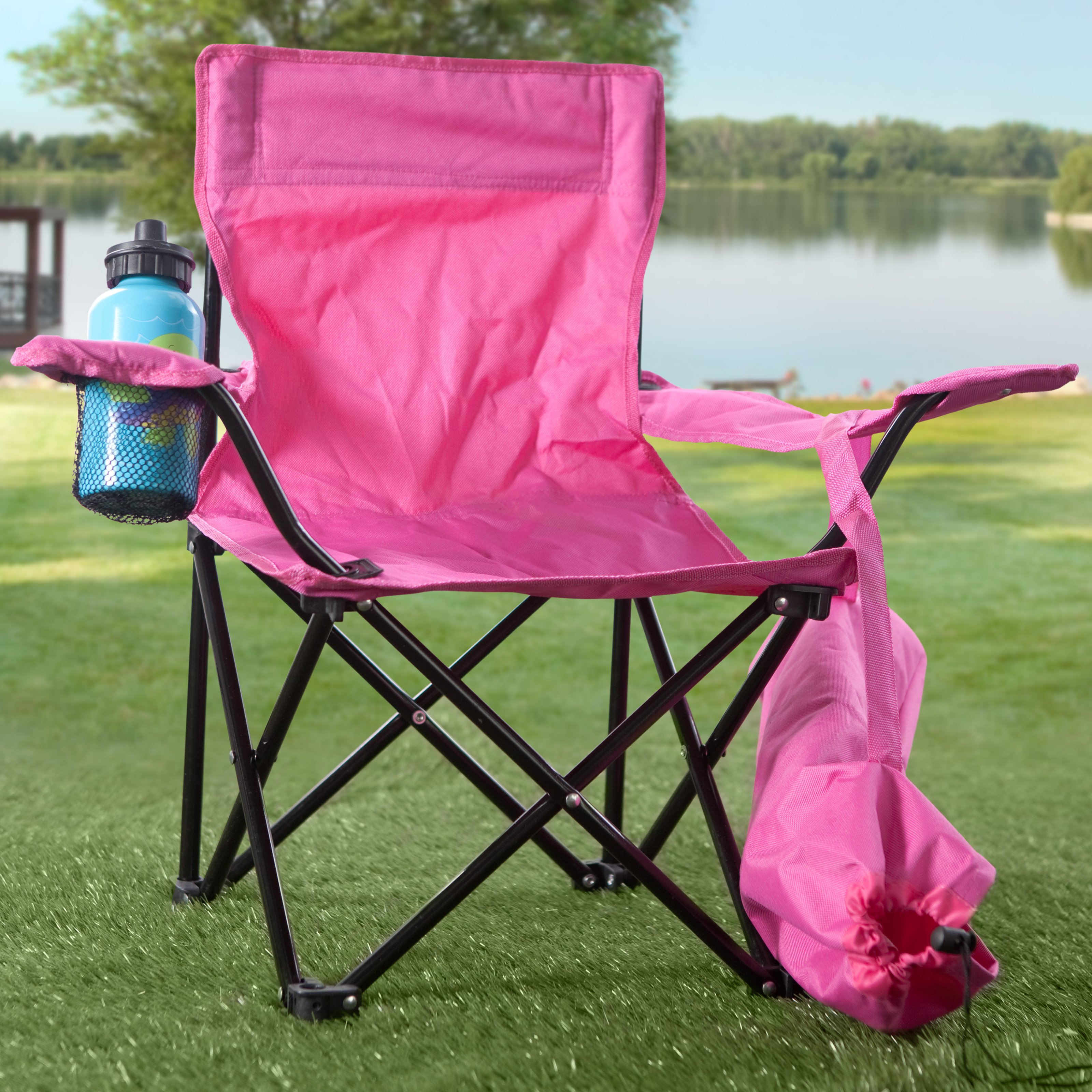 Folding Camp Chair For Kids
