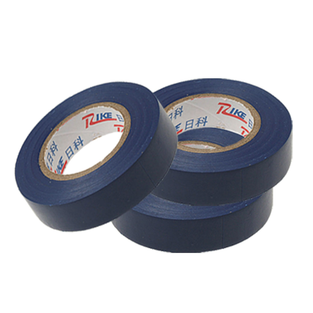 Unique Bargains Safety Blue PVC Plastic Electrical Adhesive Tape 20M