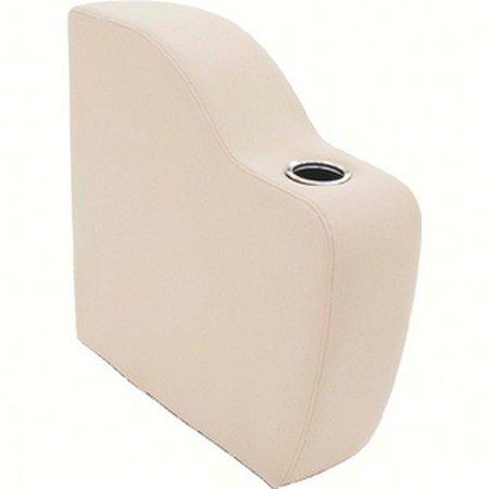 Lippert 433067  433067; Arm Rest Left Grey Pontoon Boat Furniture Pontoon Furniture Package