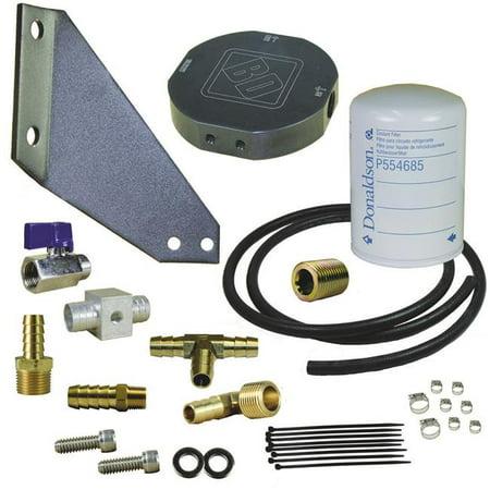 BD Diesel B70-1032121 Ford 6.0L 2003-2007 Coolant Filter Kit - image 1 of 1