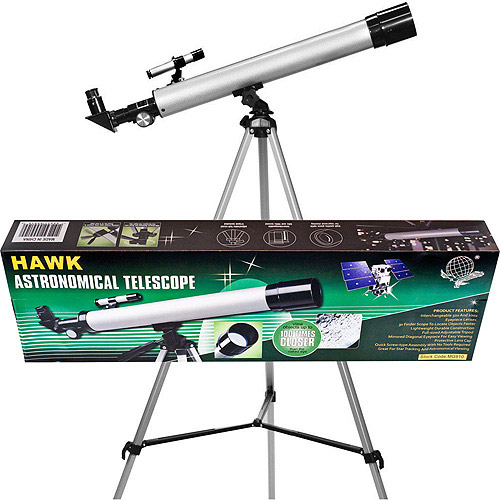 Star 60050 Refractor Telescope with 50mm Objective Lens