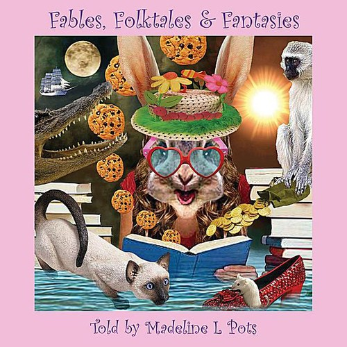 Madeline L. Pots Fables Folktales & Fantasies [CD] by