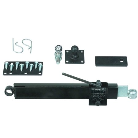 Rv trailer sway bars adapter europe to usa