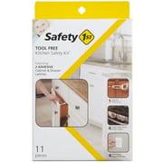 Safety 1st No Tools Kitchen Safety Kit, White