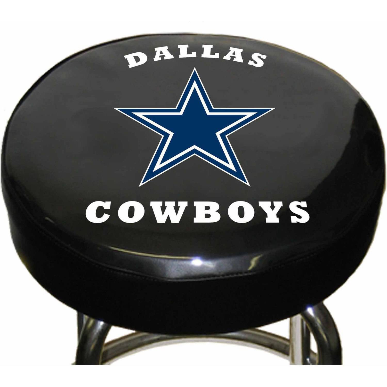 Fremont Die Nfl Dallas Cowboys Bar Stool Cover Walmart Com