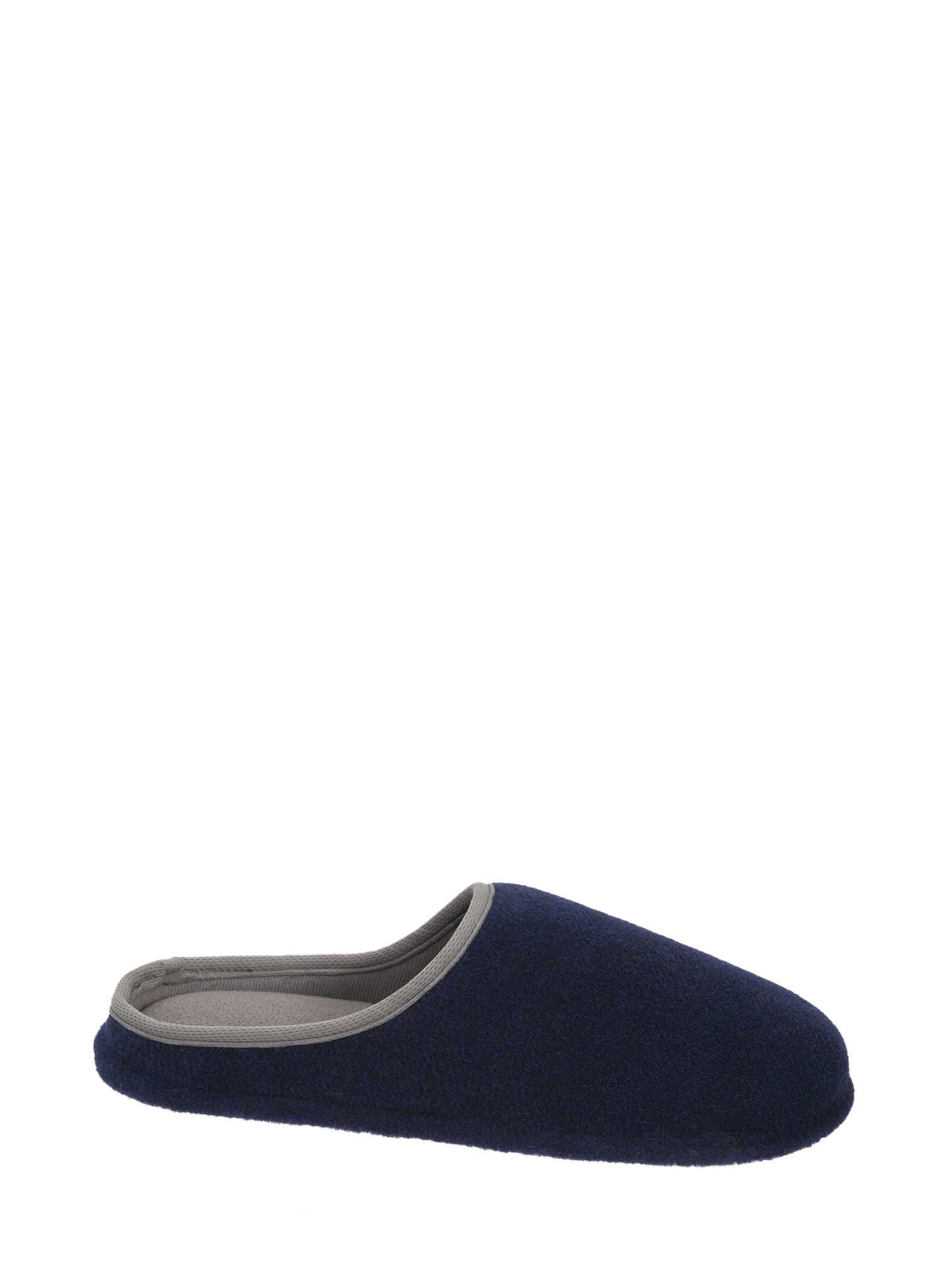 DF by Dearfoams Men's Felt Clog Slipper