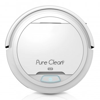 Pure Clean Smart Vacuum Cleaner Automatic Robot Cleaning