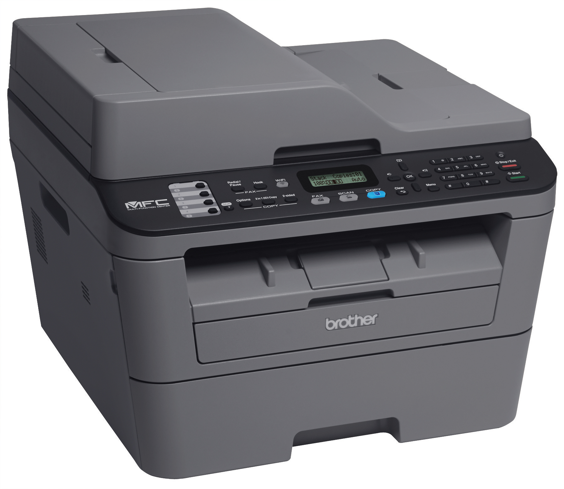 Refurbished MFCL2680W All in One Laser Printer- Copier - Scanner - Fax