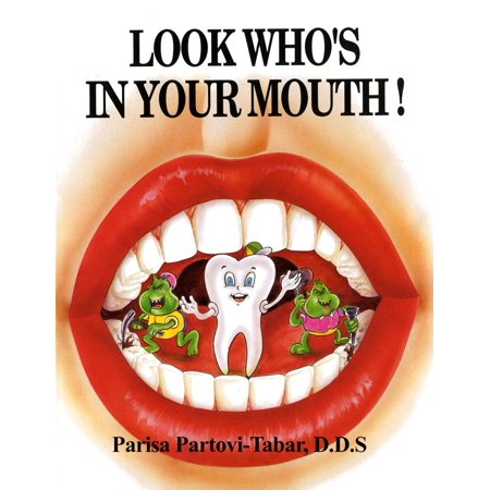 Look Who's In Your Mouth! - eBook (Never Look A Horse In The Mouth)
