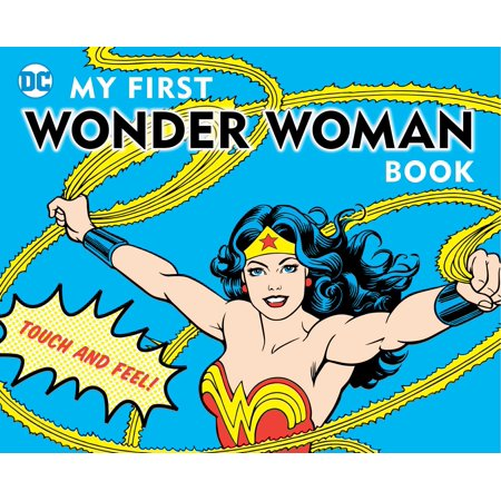 My 1st Wonder Woman Book (Board Book) ()
