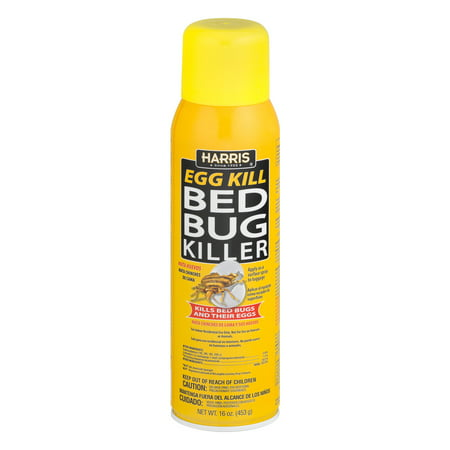 Harris Egg Kill Bed Bug Killer 16 Oz Walmart Com