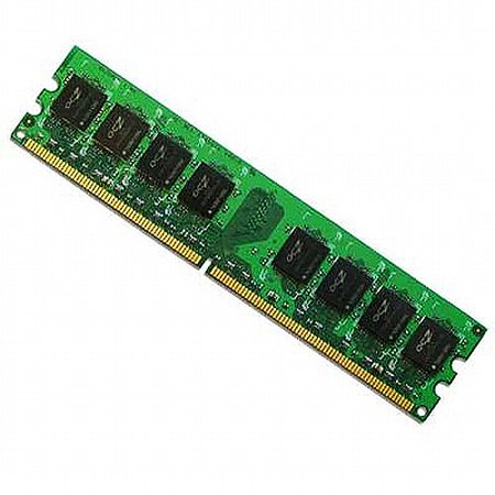 OCZ Value - DDR2 - 2 GB - DIMM 240-pin - 800 MHz / PC2-6400 - CL5 - 1.8 V - unbuffered - non-ECC